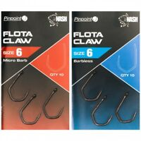 Nash Pinpoint NEW Flota Claw Hooks - All Sizes Available