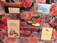 "Just The Right Shoe Raine Originals - ""Golf Shoe "" 1999 New"