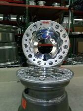 HONDA TRX70 TRX90 ATC70 4 / 110 HUB CONVERSION RINGED 8 INCH RIMS 4 + 2 OFFSET