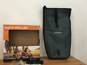 Ortlieb Back-Roller Classic Asphalt Black NEU 1 Stück