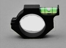 Règlage lunettes visée niveau à bulle précision 30 mm