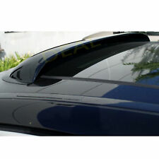 "43"" Smoke Sun/Rain Guard Wind Deflector Sun/Moon Roof Visor Fit 37""-42"" Moonroof"