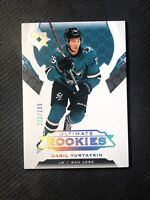2019-20 UPPER DECK ULTIMATE DANIL YURTAYKIN ROOKIE #ed 233/299