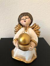 Original Bozener Thun Engel Italy  Figur Kerzenhalter 19 cm Weihnachten