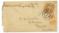 1925 Tampico Mexico 5c PSE uprated to St John Kansas