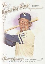 2014 Topps Allen & Ginter Baseball #159 George Brett Kansas City Royals