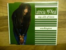 LUTRICIA MCNEAL - MY SIDE OF TOWN / WASHINGTON (4 TRACKS)