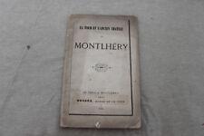 LA TOUR ET L ANCIEN CHATEAU DE MONTLHERY PAR MALTE-BRUN 1885