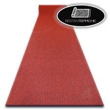 Türmatt Fußmatte Fußabtreter Läufer Antirutsch LIVERPOOL rot Breite 100 - 200 cm