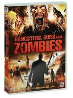 Dvd Gangsters Guns & Zombies, DVD nuovo sigillato