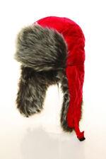 Cappelli da donna aviatori rossi  ed4531cfe2b4