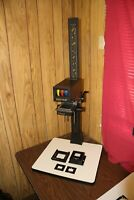 Durst M670 Color Enlarger 1 UNINEG carrier 2 SIXMA 35 masks Base No PS Nikon 50