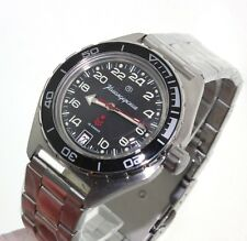 Vostok Komandirskie  russian military watch orologio russo 24 ore  650541