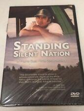 Standing Silent Nation (DVD) Sealed! Brand New