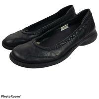 NWOB Merrell Tetra Sprite Black Slip On Flats Loafers Women's Size 6.5