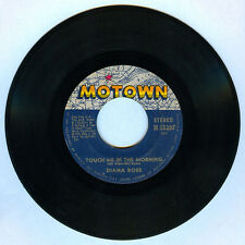 Philippines DIANA ROSS Touch Me In The Morning 45 rpm Record