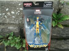 MARVEL LEGENDS WOLVERINE X-23 SAURON BAF WAVE BRAND NEW AND SEALED