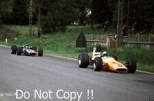 Bruce McLaren McLaren M7A Winner Belgian Grand Prix 1968 Photograph 2