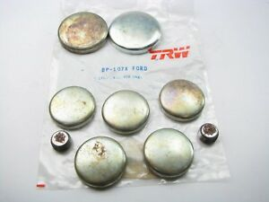 TRW BP107X Freeze Expansion Frost Plugs Set - Ford 240 300 4.9L I6 Inline-6