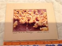 Ann Lewis Duck Park On Mondays Signed Photograph Baby Ducklings Ready For Frame