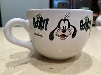 Disney Donald Duck Goofy  Coffee Soup Mug Cup