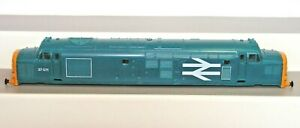Hornby R751 Class 37 BR Large Logo 37071 Locomotive Body Top Only Used Unboxed