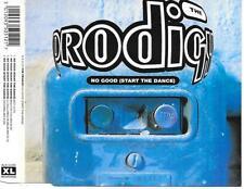 THE PRODIGY - No good (Start the dance) CDM 4TR BENELUX RELEASE 1997 RARE!!