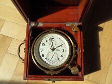 russisches Schiffschronometer Marinechronometer Kirowa  GUB