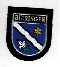 Écusson à Broder Bieringen Quartier Des De Rottenburg De Goulot Baden Wurtemberg
