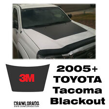 Toyota Tacoma Hood Blackout Decal Sticker 2005-2011 2nd gen