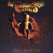 THE EMBRACED-THE BIRTH-OOP-CD-melodic-death-bloodthorn-septic grave