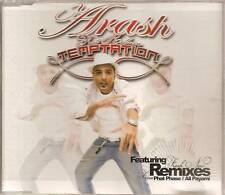 ARASH ft REBECCA - temptation (REMIXES) CDM!! eurodance