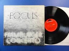 Focus Hamburger Concerto Polydor 74 A1B1 Gatefold LP en muy buena condición +
