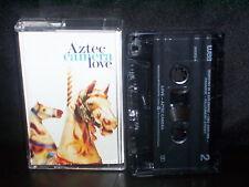 AZTEC CAMERA LOVE - RARE AUSTRALIAN CASSETTE TAPE NM