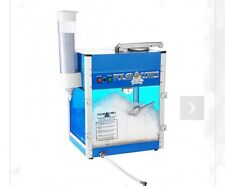 Great Northern Commercial Snow Cone Machine Maker Ice Shaver Carnival
