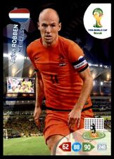 Panini Brazil 2014 Adrenalyn XL Arjen Robben Netherlands Base card