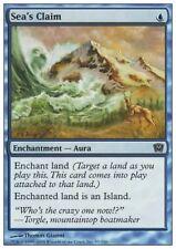 Mtg 1x sea's claim - 9th Edition * foil NM *