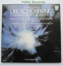 6769 047 - HAYDN - The Creation MATHIS / BALDIN - Ex Con 2 LP Record Box Set