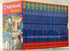Key Words with Peter and Jane 36 Books Set Ladybird Hardbacks Kids Keywords Read