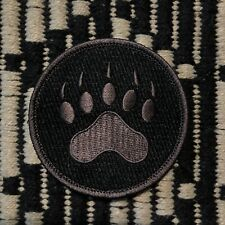 Triple Aught Design TAD Gear Prometheus Jacket Patch K9 Tracker Dog Paw