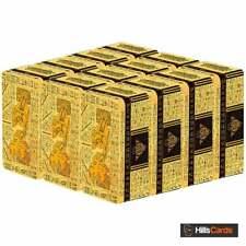 More details for yugioh tcg tin of ancient battles sealed case | 12 mega tins | collectors 1st ed