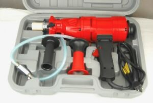"4"" Z-1 CORE DRILL 2 SPEED CONCRETE CORING by BLUEROCK ® TOOLS Z1"
