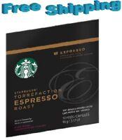 Starbucks Verismo Coffee Pods ESPRESSO ROAST