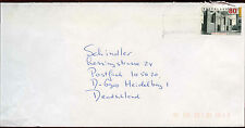 Netherlands 1993 Cover To Germany #C14443