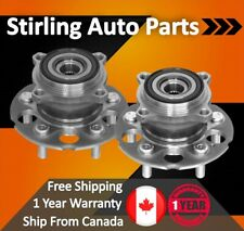 2016 For Ford Escape Rear Wheel Bearing and Hub Assembly x2 Auto Parking System