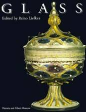 Glass (Decorative Arts) - Hardcover By Leifkes, Reino - Good