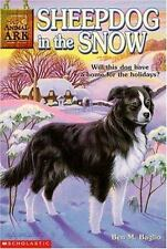 Sheepdog in the Snow (Animal Ark Series #7) Ben M. Baglio, Shelagh McNicholas P