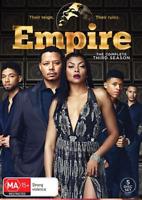 Empire : Season 3 (DVD, 5-Disc Set) NEW