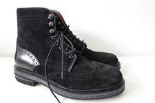 SANTONI Schuhe Boots Stiefel Businessschuhe Herren Gr. 8 (42) - NEU/ORIGINAL