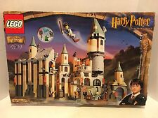 LEGO 4709 Harry Potter Philosphers Stone Hogwarts Castle 100% Complete with Box!